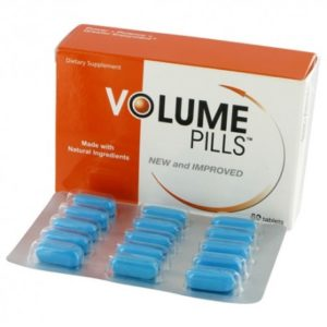 review of pills for volume