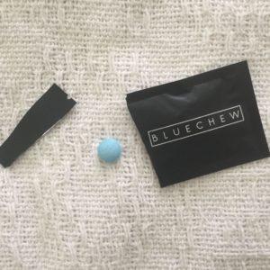 bluechew broken wrapper
