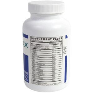 ingredients list of semenax